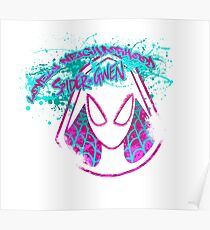 Lovely Neighborhood Spider-Gwen Poster
