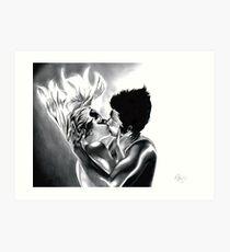 Lucy & Jude Art Print