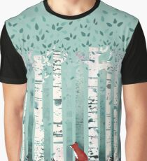 The Birches Graphic T-Shirt