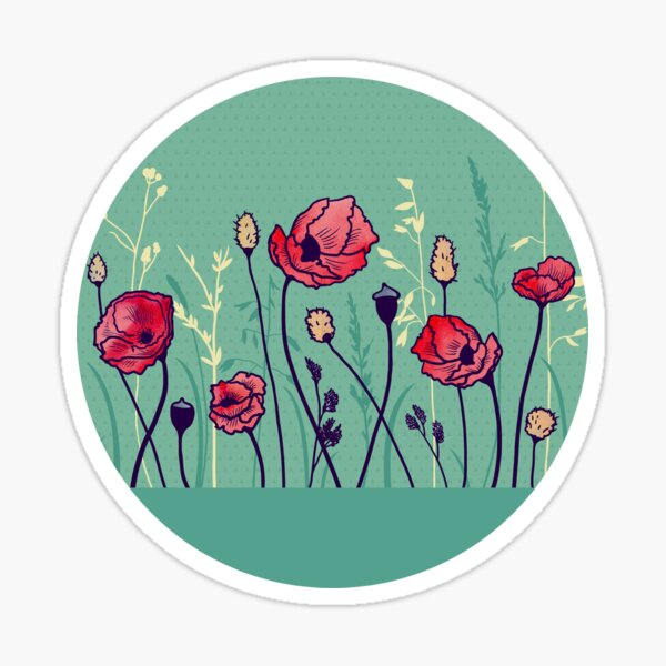 Sommerfeld Sticker