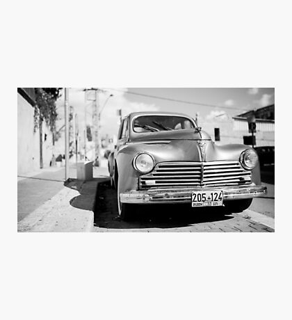 not only in Cuba Photographic Print