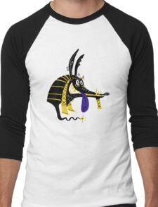 Anoobis Men's Baseball ¾ T-Shirt