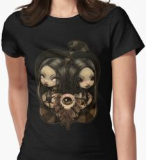 Mirror Soul Women's Fitted T-Shirt