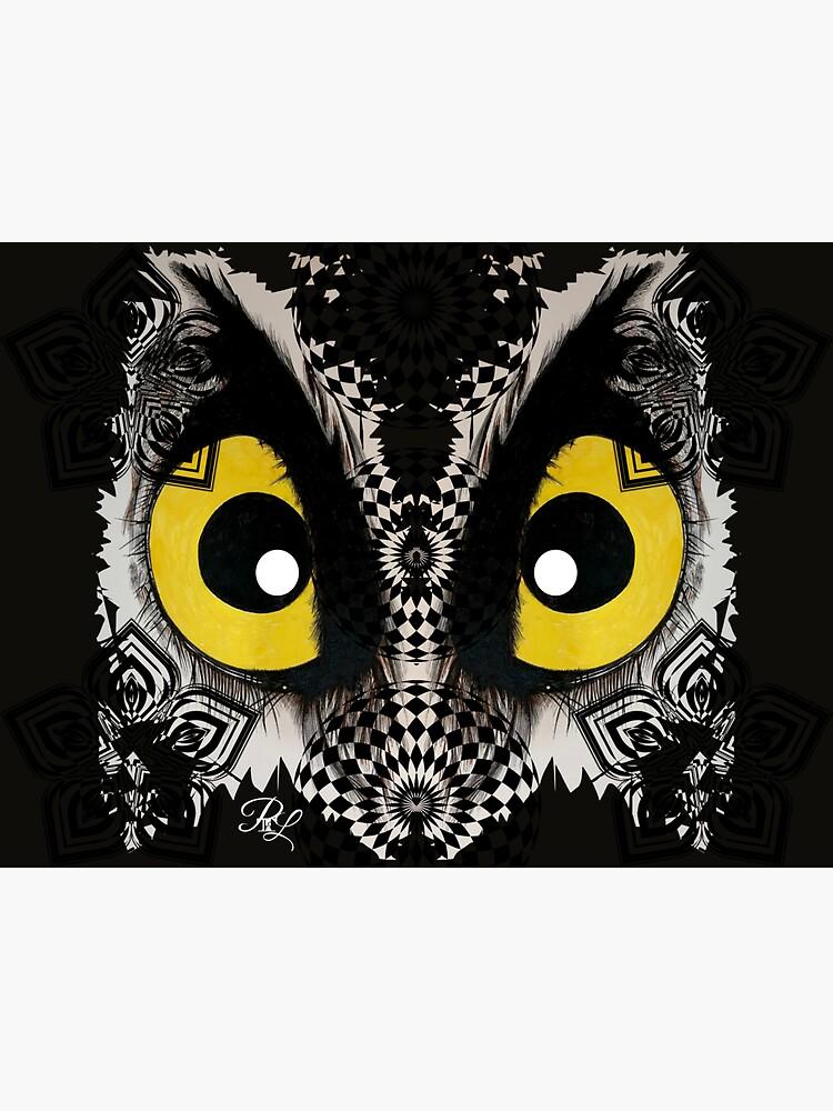 Night Owl Eyes by PTnL