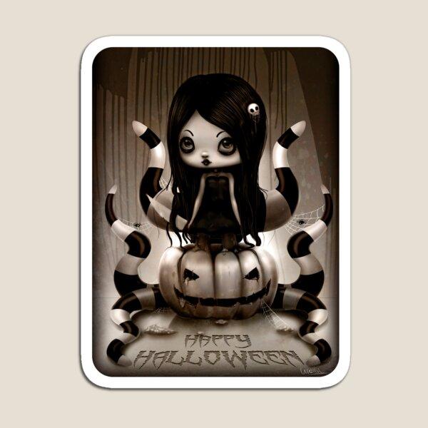 Halloween Doll Magnet
