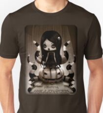 Halloween Doll Unisex T-Shirt