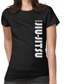 Brazilian Jiu Jitsu (BJJ) Womens Fitted T-Shirt