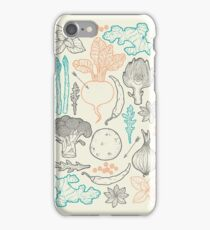 I love vegetables! iPhone Case/Skin