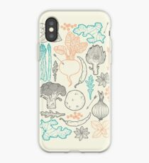 I love vegetables! iPhone Case