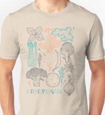 I love vegetables! T-Shirt