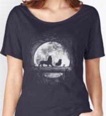 Moonlight Women's Relaxed Fit T-Shirt