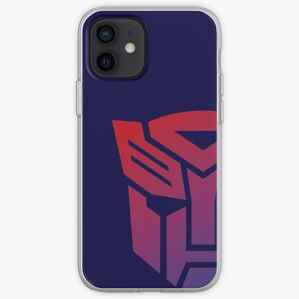 Autobot symbol iPhone Soft Case