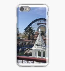 Paradise Pier Shot iPhone Case/Skin