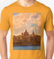 Artistic Valletta Unisex T-Shirt