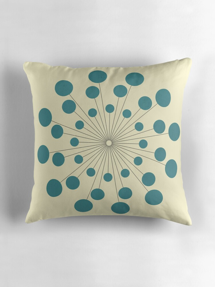 Decorative Pillows With Circles :