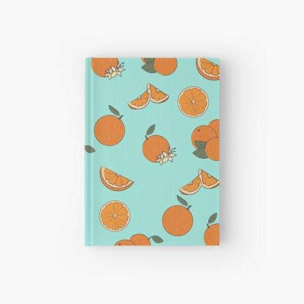 Oranges Hardcover Journal
