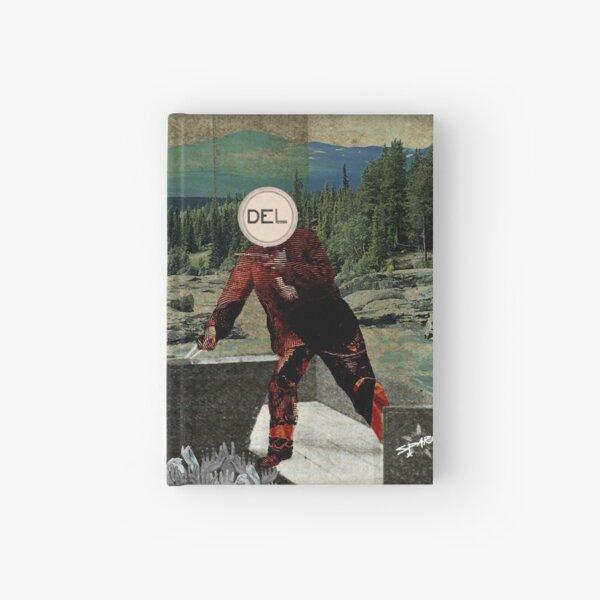 Ctrl, Alt, Del Hardcover Journal