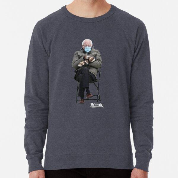 Chairman Sanders Crewneck Lightweight Sweatshirt