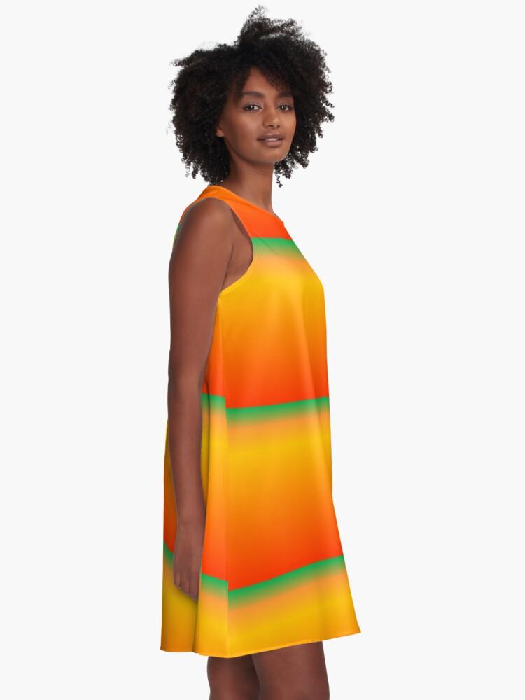 Alternate view of  Tropical Sunlight A-Line Dress