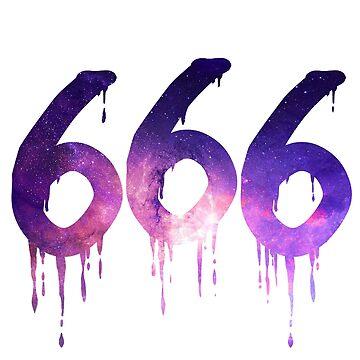 666 - White by Clovie31