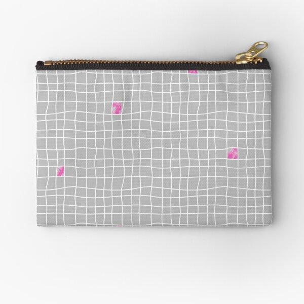 Carreaux - Grey/Pink - Bis Pochette