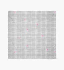 Carreaux - Grey/Pink - Bis Scarf