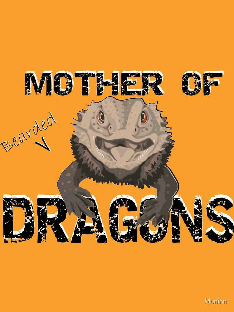 Mother of Bearded Dragons | Women's T-Shirt