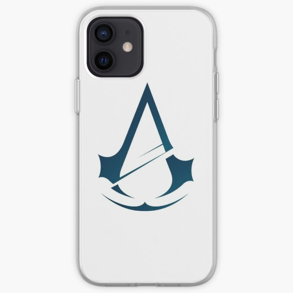 Assassin's Creed Blue Coque souple iPhone