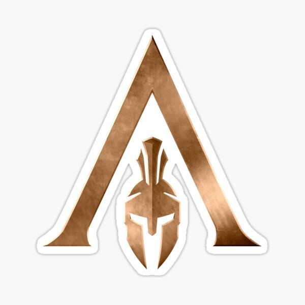 Emblema de Assassin's Creed Pegatina