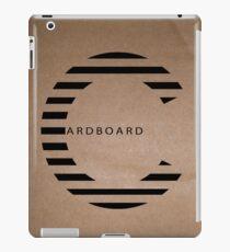 Cardboard  iPad Case/Skin