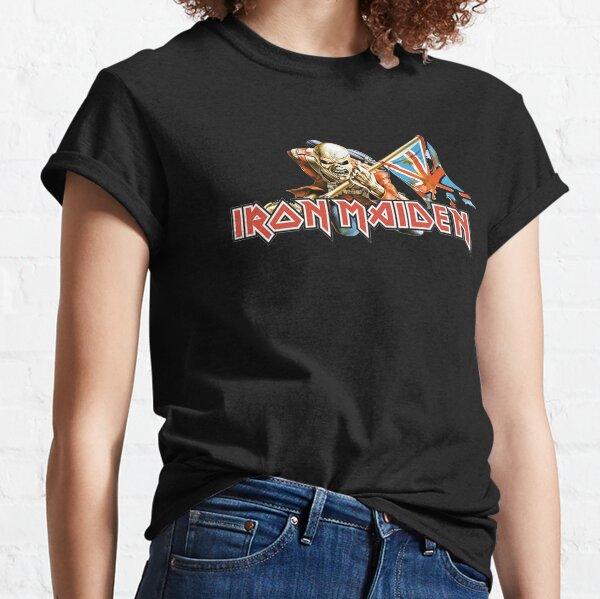 Iron Maiden UK Classic T-Shirt