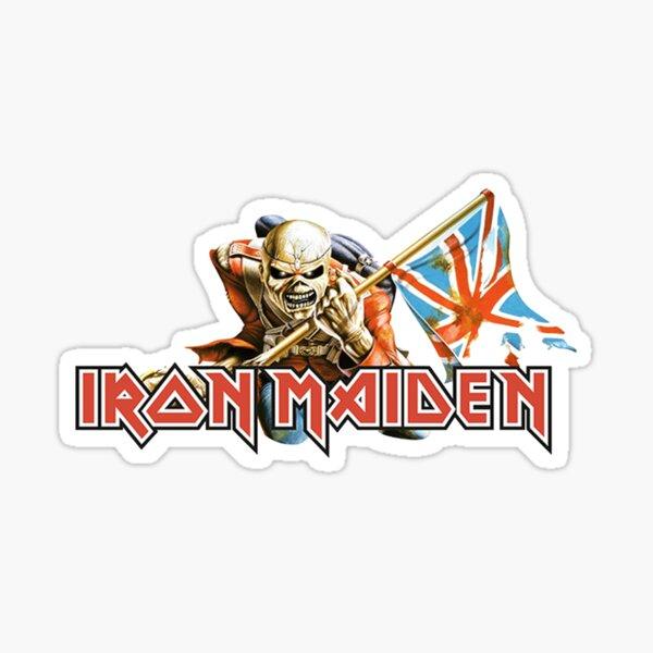 Iron Maiden UK Sticker