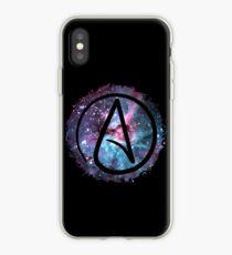 Starry Atheist iPhone Case