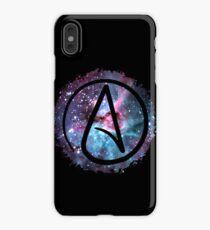 Starry Atheist iPhone XS Max Case