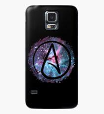 Sternenklarer Atheist Hülle & Klebefolie für Samsung Galaxy
