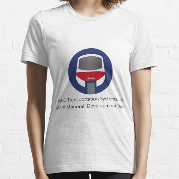 MK-X Monorail Development Team Essential T-Shirt