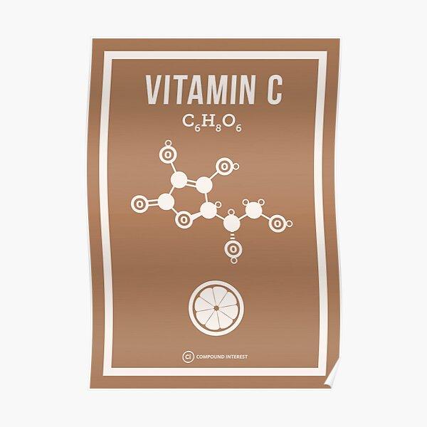 Vitamin C Poster