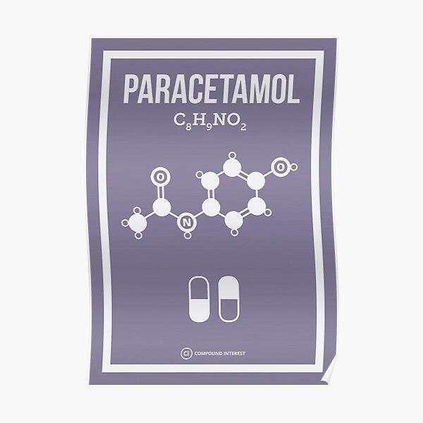 Paracetamol Poster