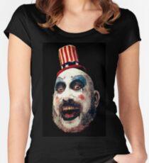 Captain Spaulding Women's Fitted Scoop T-Shirt