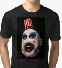 Captain Spaulding Tri-blend T-Shirt