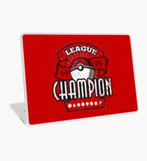 PokeChampionship Laptop Skin