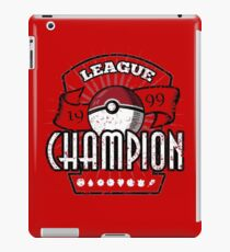 PokeChampionship iPad Case/Skin