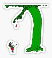 The Giving Tree Sticker