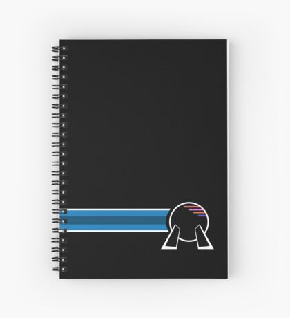 EPCOT Center Spaceship Earth Spiral Notebook