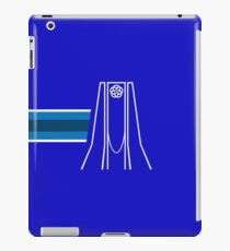EPCOT Center Fountain iPad Case/Skin