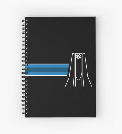 EPCOT Center Fountain Spiral Notebook