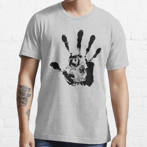 Septic Death Skull Inside A Hand Essential T-Shirt