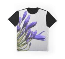 Agapanthus flower Graphic T-Shirt
