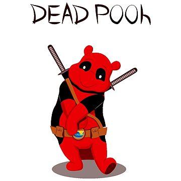 Funny Deadpooh by Titenono