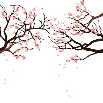 Sakura Trees by shouho